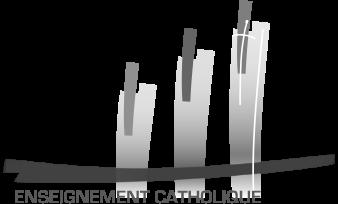 logo enseignement catholique n_b